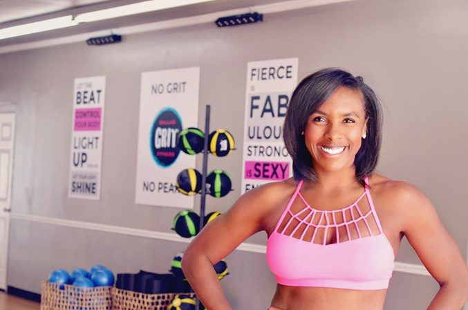 This Harvard MBA Grad left corporate America to launch a fitness studio