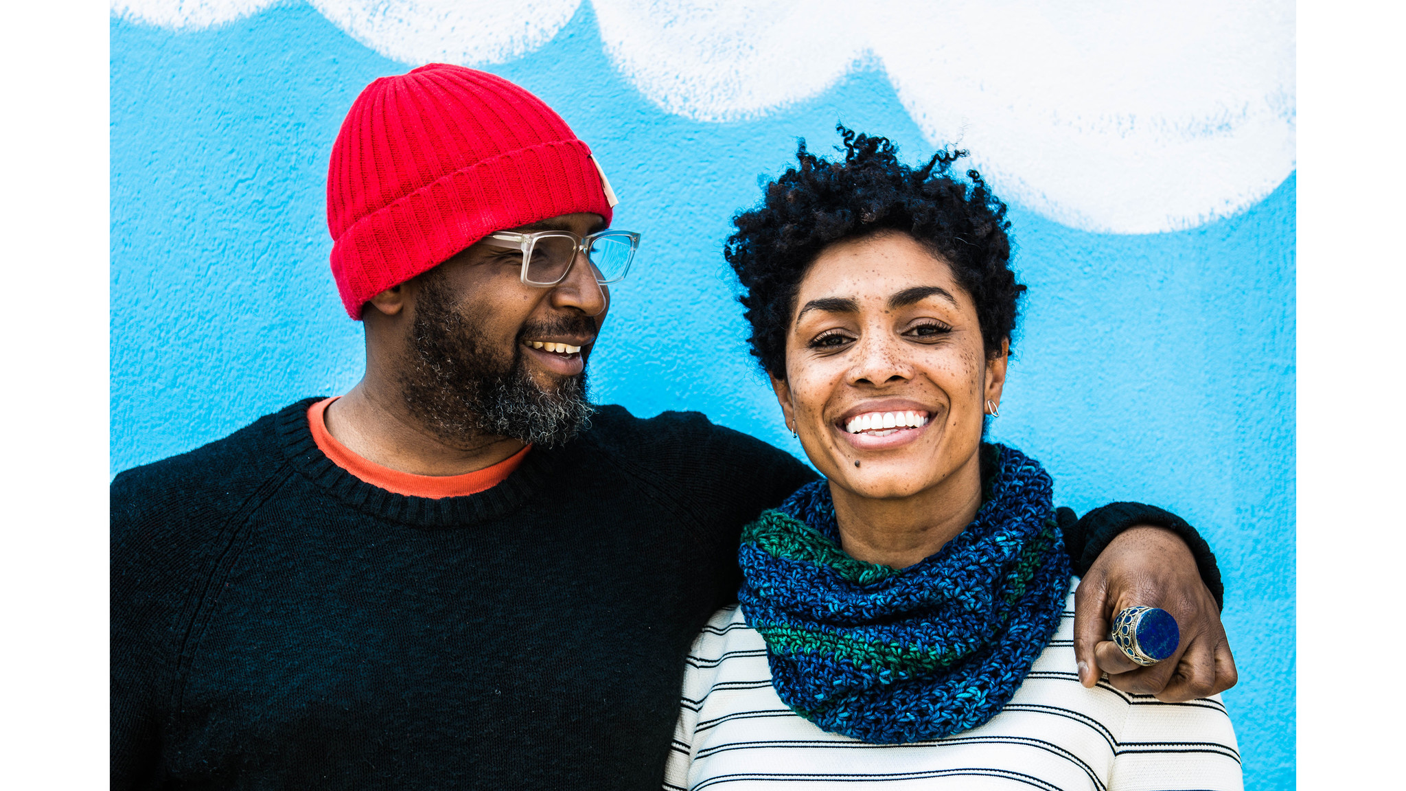 #MeAndSomebodySon: 7 Black Couple-Preneurs That Are Goals