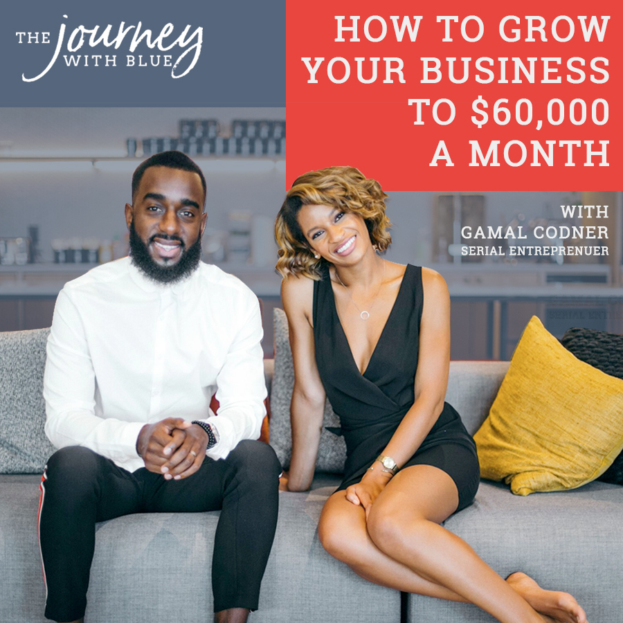Grow your biz to $60K a month with these tips!
