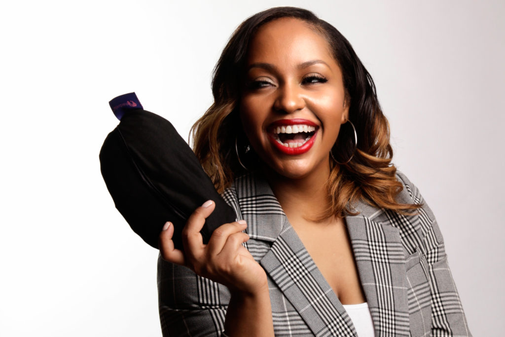 Don't want to get your hair wet? This entrepreneur created the perfect solution