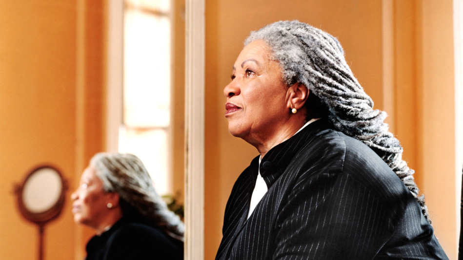 #ForeverALegend: Taking a Page from Toni Morrison