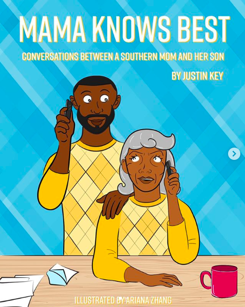 This HBCU grad launched an audiovisual series to celebrate the Black mother and son relationship