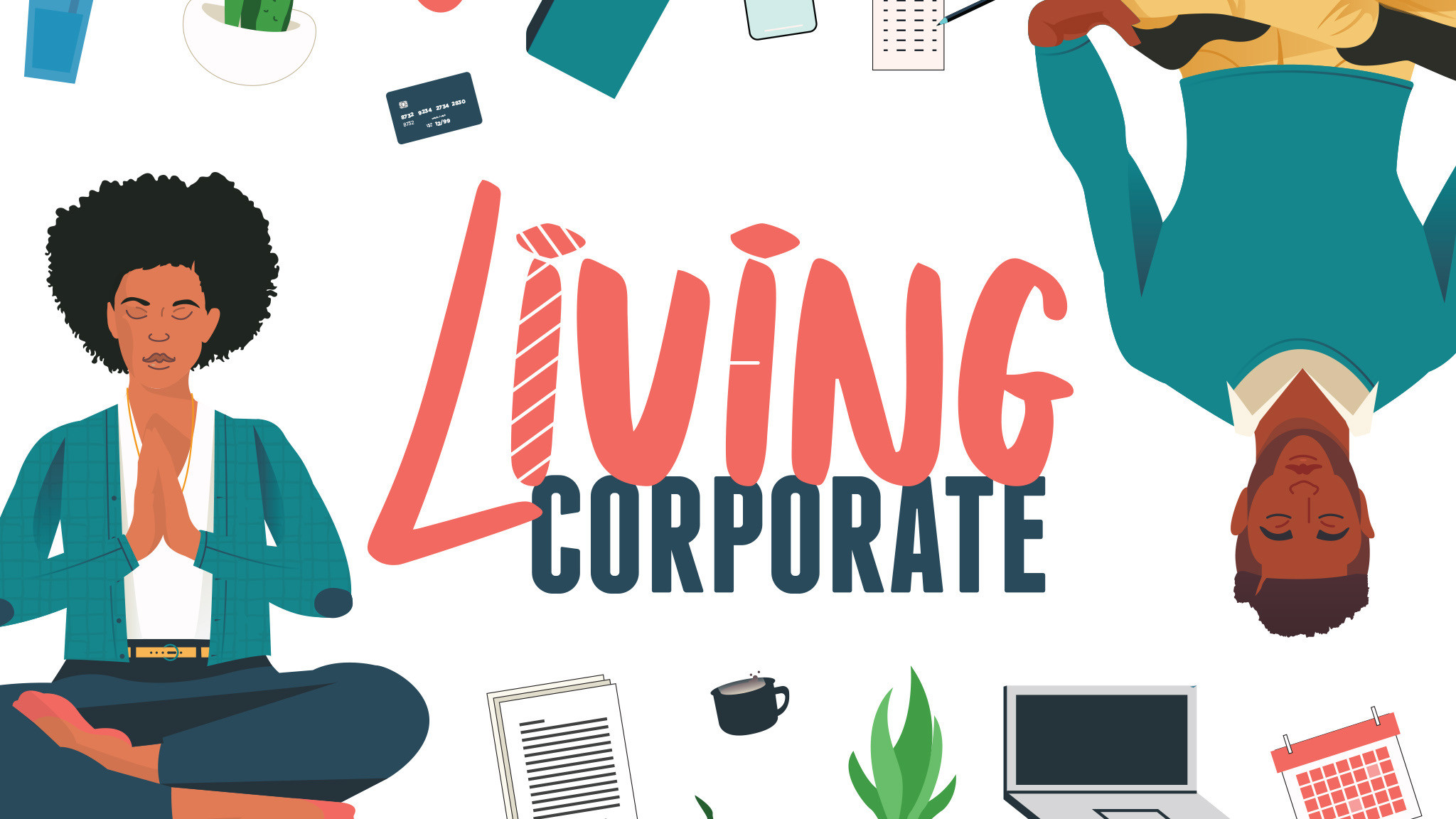 Learn how Living Corporate is amplifying Black Professionals