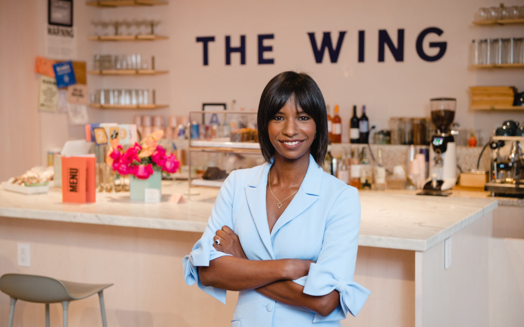 The CFO of The Wing shares tips for early-stage startups