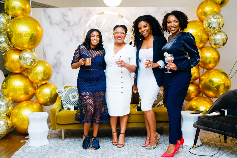 The #BlackGirlMagic event on securing the bag in your business