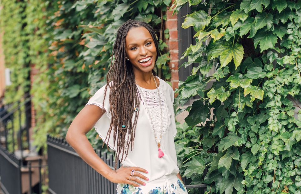 """I didn't start with a plan, I started with a passion."" -Latham Thomas, Founder of Mama Glow"
