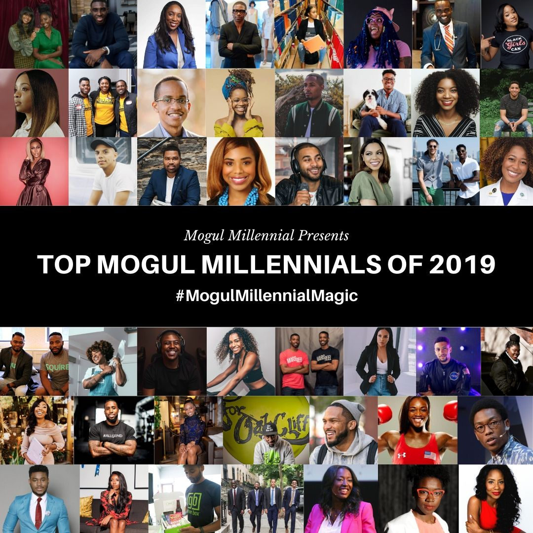 The top Mogul Millennials of 2019 you should know