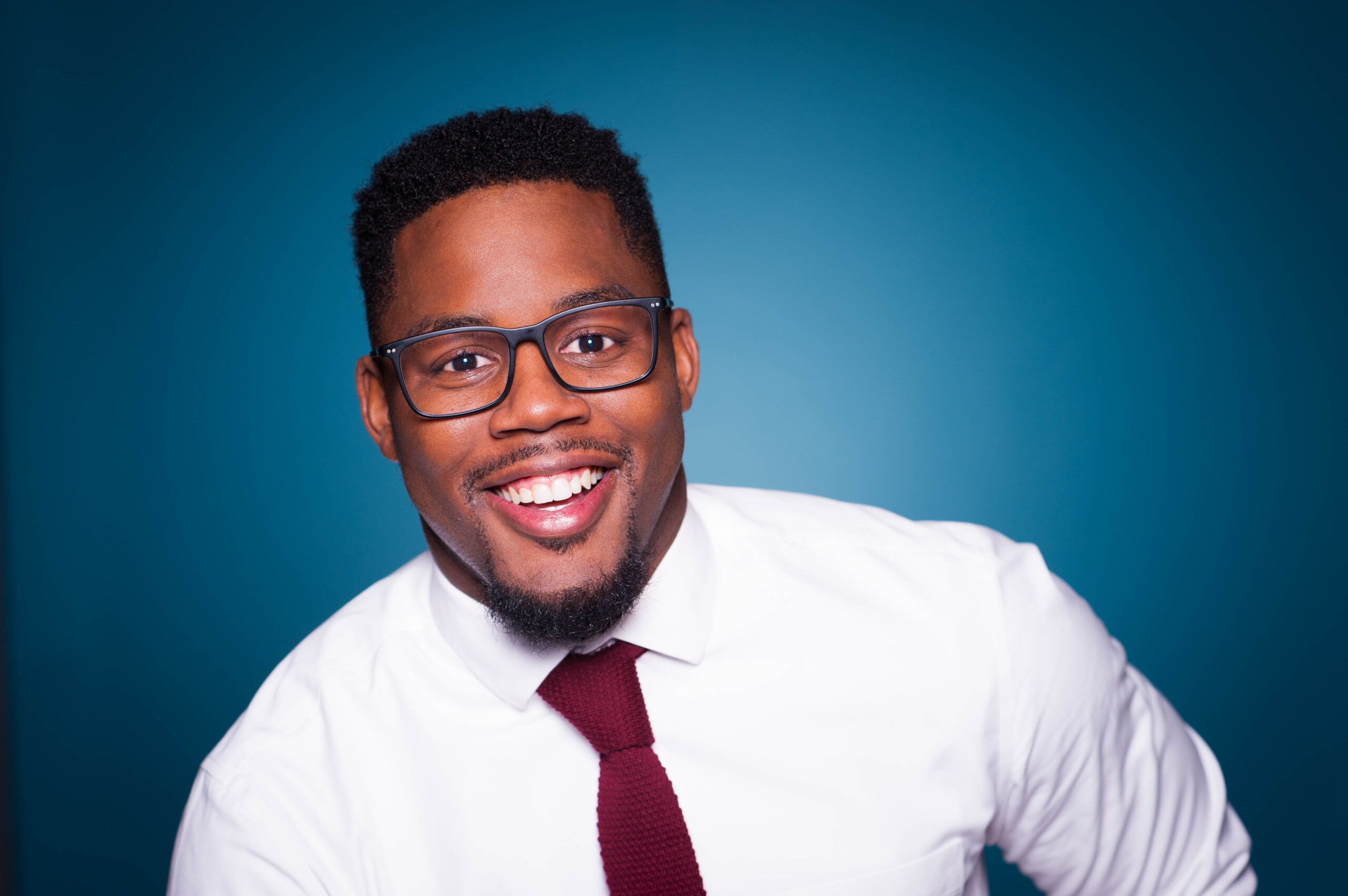 Here's what this startup founder thinks about being #blackintech